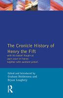 Henry V - The Quarto (Sos)