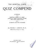 The Hospital Corps Quiz Compend