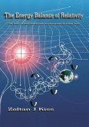 The Energy Balance Of Relativity