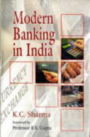 modern banking in india