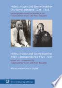 Helmut Hasse und Emmy Noether