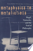 Metaphysics to Metafictions