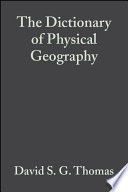 The Dictionary of Physical Geography
