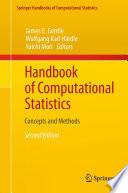 Handbook of Computational Statistics