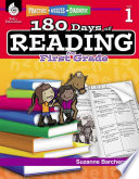 180 Days of Reading for First Grade  Practice  Assess  Diagnose
