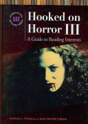 Hooked on Horror III Horror Genre With Recommendations On Novels Short