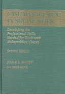 Case Management in Social Work
