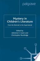 Mystery in Children s Literature