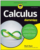 Calculus For Dummies