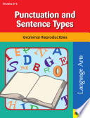 Punctuation and Sentence Types
