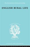 English Rural Life