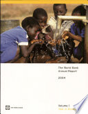 the world bank annual report 2004