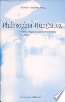 Philosophia Hungarica