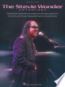 The Stevie Wonder Anthology  Songbook