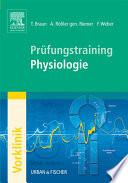 Prüfungstraining Physiologie