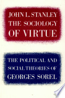 The Sociology of Virtue