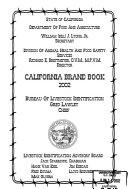 California Brand Book book