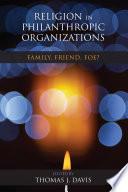Religion in Philanthropic Organizations