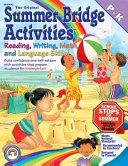 The Original Summer Bridge Activities