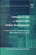 Compact Cities and Sustainable Urban Development