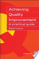 Achieving Quality Improvement