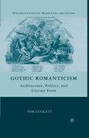 download ebook gothic romanticism pdf epub