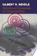 Behavioral Covenants in Congregations