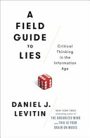 A Field Guide to Lies-book cover