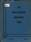 The Naval Reserve Recruiting Guide