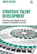 Strategic Talent Development