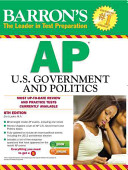 Barron s AP U  S  Government and Politics  8th Edition