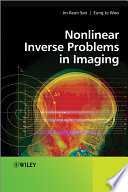 Nonlinear Inverse Problems In Imaging book