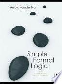 Simple Formal Logic