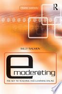 E Moderating book