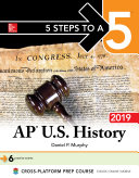 5 Steps to a 5 AP U S  History 2018 edition
