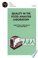 Quality in the Food Analysis Laboratory