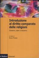 Introduzione al diritto comparato delle religioni
