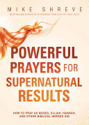 download ebook powerful prayers for supernatural results pdf epub