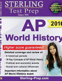 Sterling Test Prep AP World History