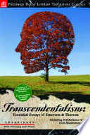 Transcendentalism  Essential Essays of Emerson and Thoreau  Literary Touchstone Classic