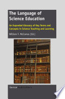 The Language of Science Education