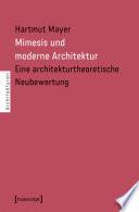 Mimesis und moderne Architektur