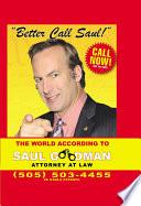 Better Call Saul : a prescription. warrant out for...