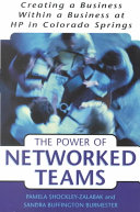 The Power of Networked Teams