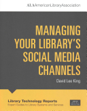 Managing Your Library S Social Media Channels book