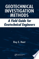Geotechnical Investigation Methods