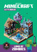 Minecraft: Let's Build! Land of Zombies Book