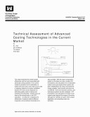 download ebook technical assessment of advanced cooling technologies in the current market pdf epub