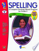 Spelling Gr. 5 A Complete Strategy Based Program