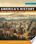America s History  Concise Edition